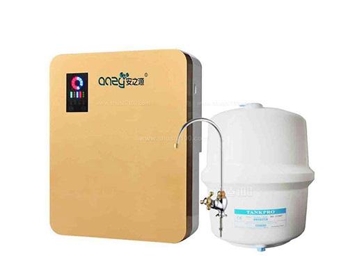 安之源A4智能净水器的五级过滤怎么样