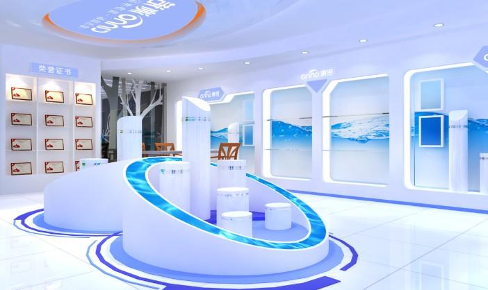 沁诺净水器展厅